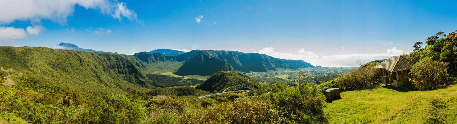 Plaine des Palmistes Île de la Réunion